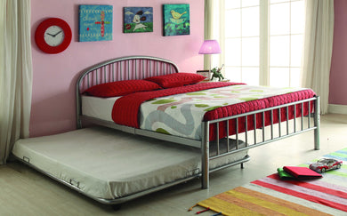 Acme Cailyn Full Bed, Silver
