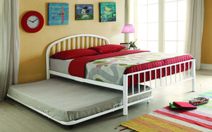 Acme Cailyn Full Bed, White
