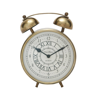 Stylish Metal Table Clock