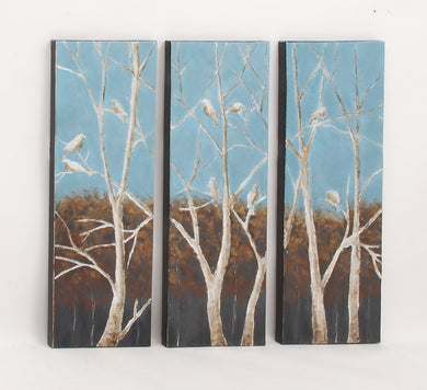 Set Of 3 Canvas Art