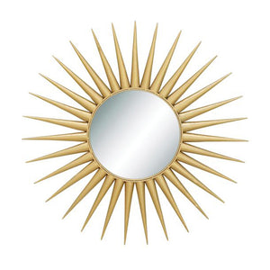 Trendy Metal Mirror
