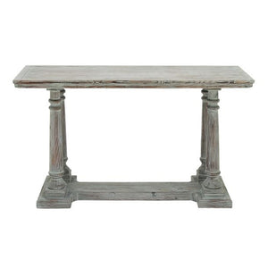 Remarkable Wood Console Table