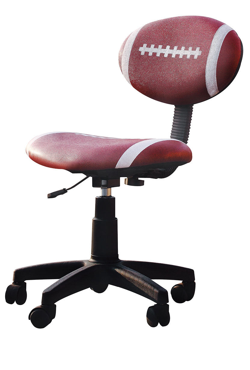 Acme All Star Youth Office Chair with Pneumatic Lift, Football