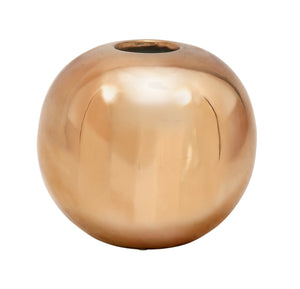 Fabulous Ceramic Copper Vase