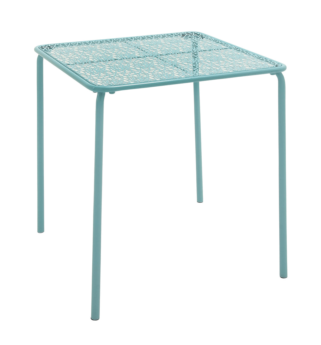 Durable And Elegant Metal Outdoor Table
