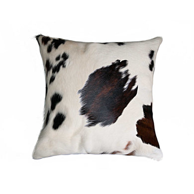 Torino Exotic Cowhide Pillow 18
