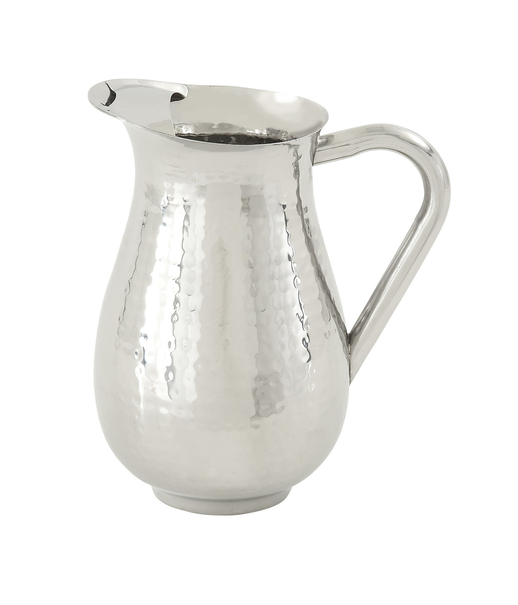 Modern Styled Steel Pitcher