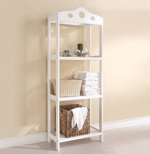 Acme Sarila Shelf Rack (3-Tier), White