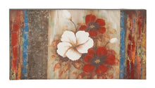 Astounding Floral Patterned Canvas Art