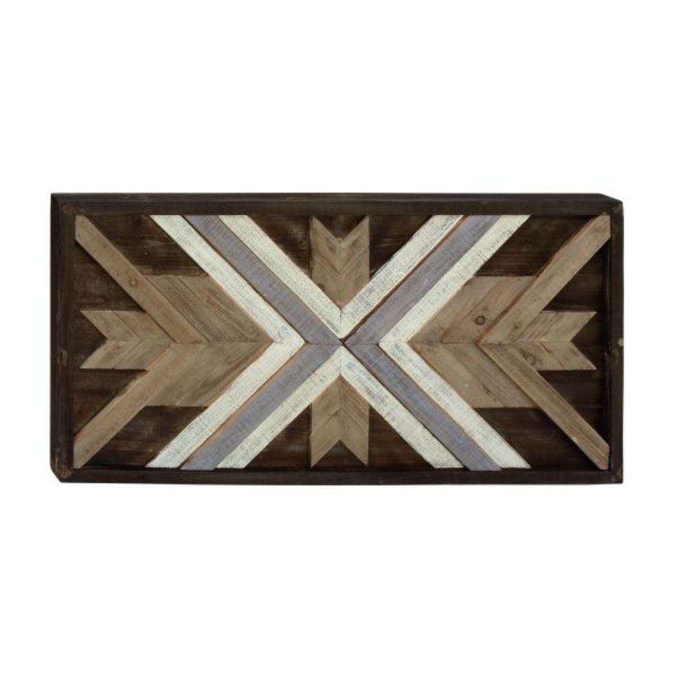 Wood Wall Plaque 48
