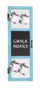Attractive Styled Wood Metal Message Board