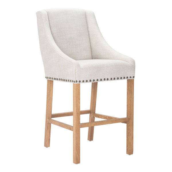 Indio Bar Chair Beige
