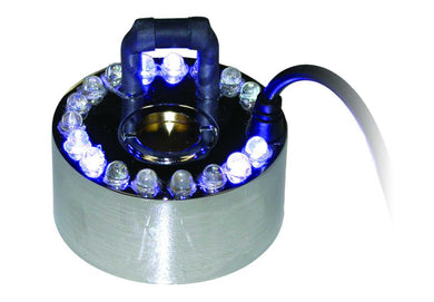 1 Jet Fogger With 12 Led Lights W/Transformer
