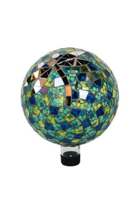 10 Inch Gazing Globe With Dragonfly