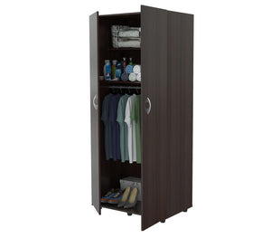 Two Door Wardrobe/Armoire