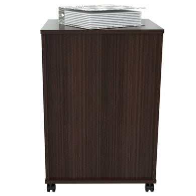 Mobile File Cabinet with Two Drawers