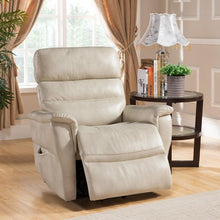 Contemporary Power Reclining Lift Chair