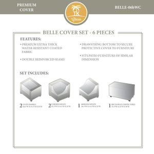 BELLE-06b Protective Cover Set