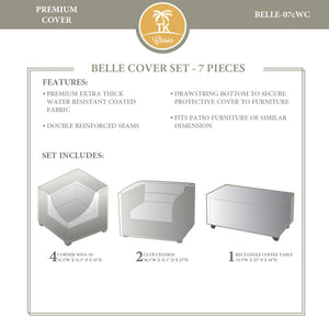 BELLE-07c Protective Cover Set