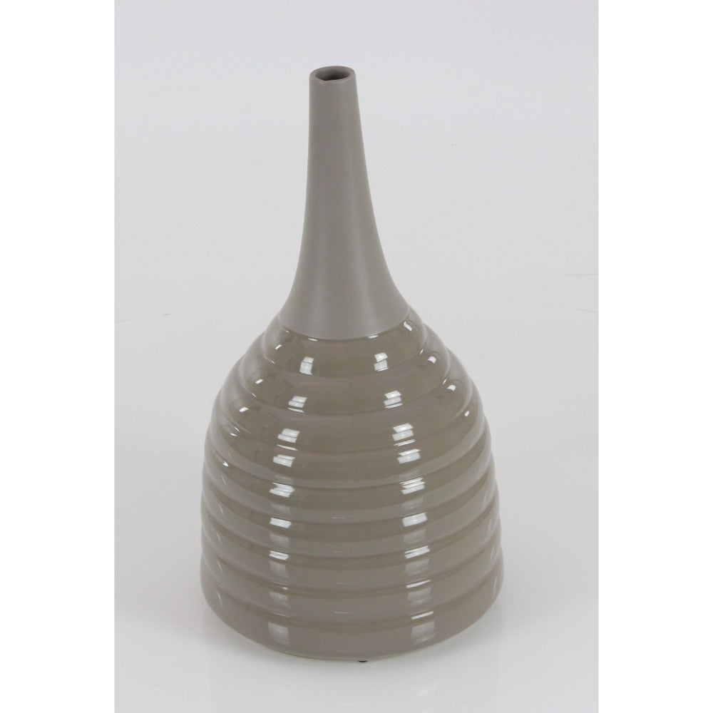 Creative Ceramic Vase, Brown