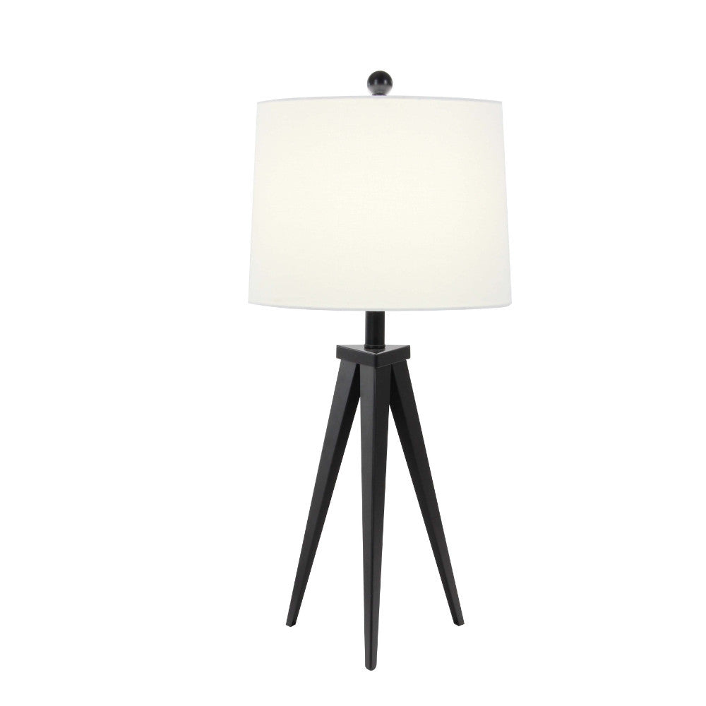 Charismatic Metal Tripod Table Lamp
