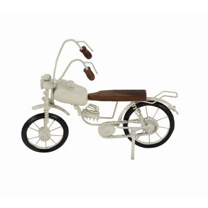 Stimulating Metal Wood Bike