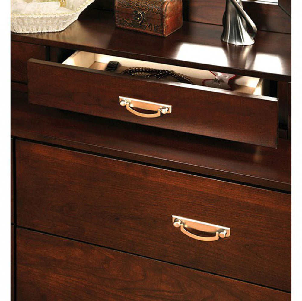 Crystal Lake Transitional Style Jewelry Drawers