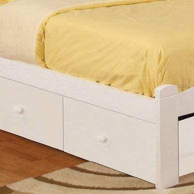 Omnus Transitional Drawers, White