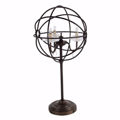 Intriguing Voguish Sphere Table Lamp