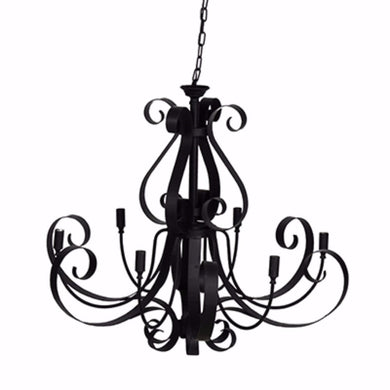 Immensely Designed Prepossessing Chandelier