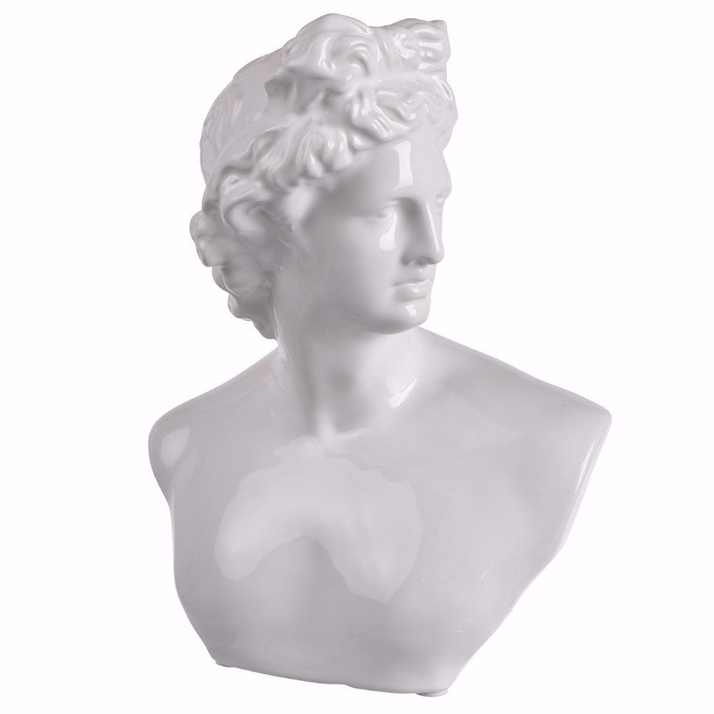 Artfully Imposing Julian Bust Statue