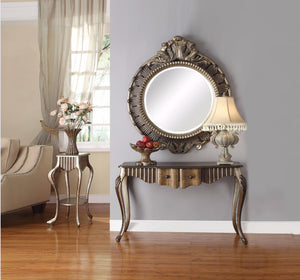 Imperial Accent Mirror, Bronze