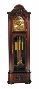 Grandfather Clock, Dark Walnut