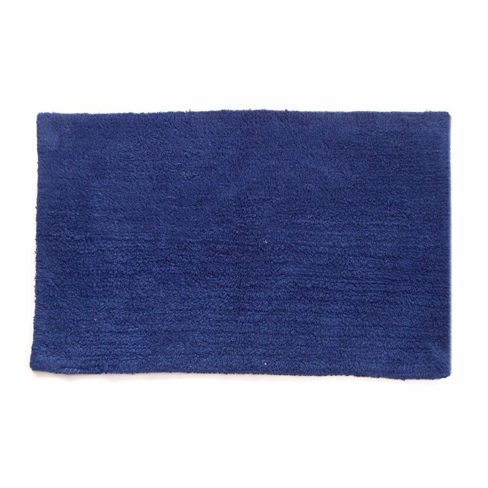 Navy Blue Canton Reversible Mat