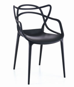 Masters Chair Black