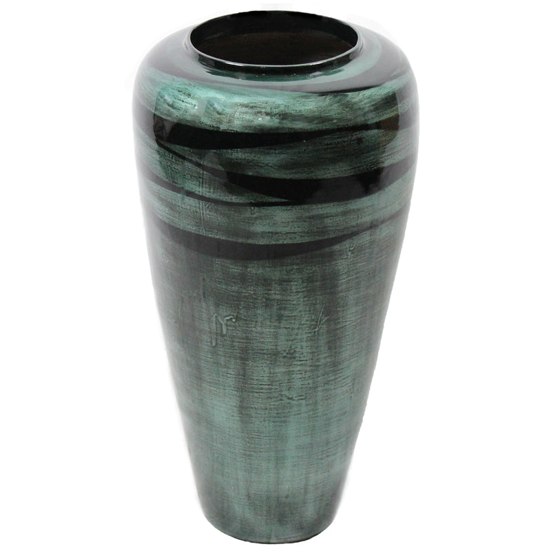 Captivating Lacquer Bamboo Vase