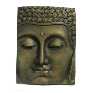 Antique Wall Decor Buddha - Benzara
