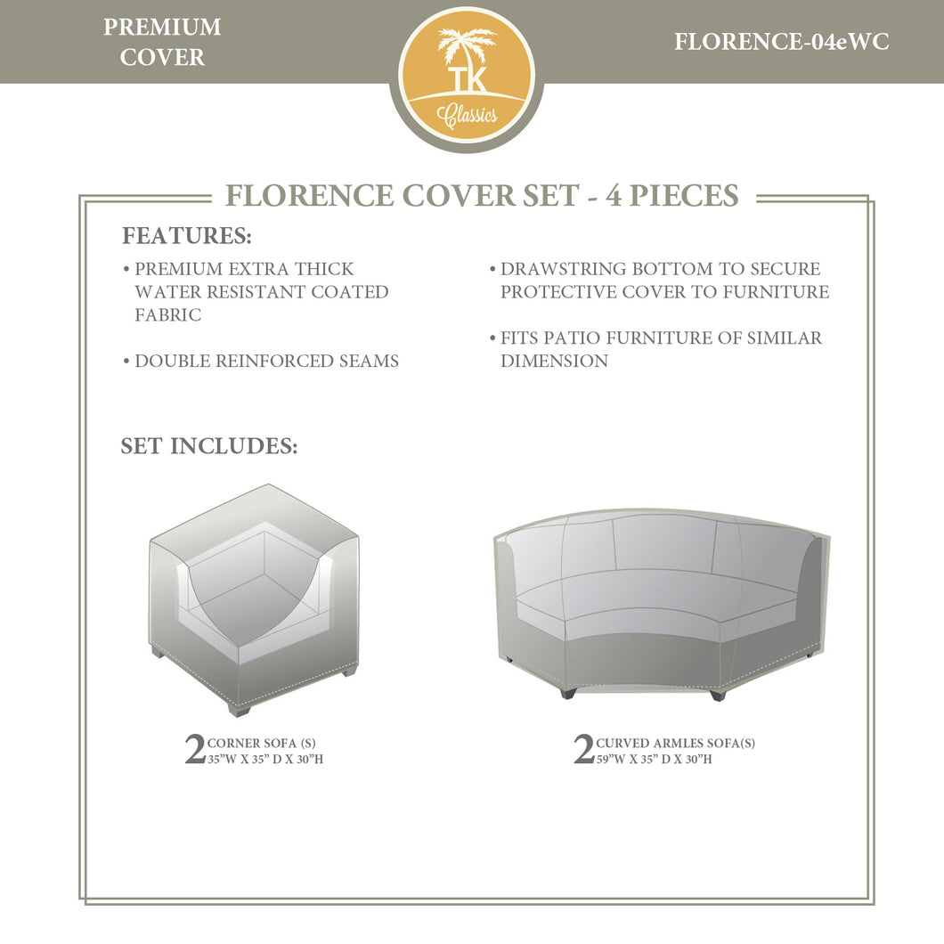 FLORENCE-04e Protective Cover Set