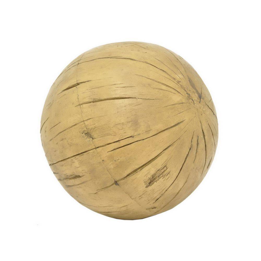 Resin Ball, Brown