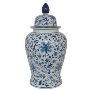 Versatile Ceramic Temple Jar