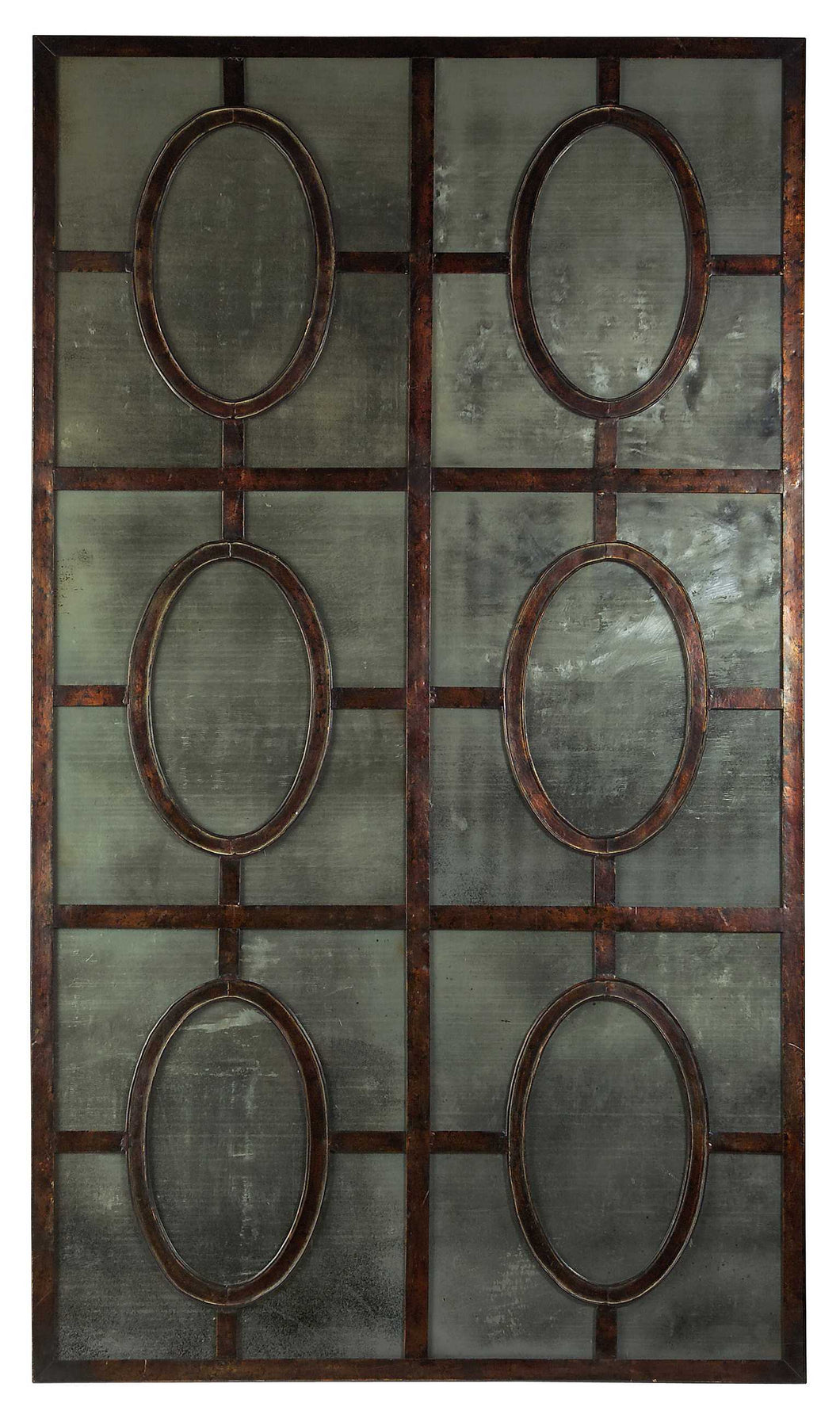 Alluring Antiqued Mirror