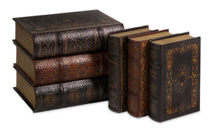 Cool Set of 6 Cassiodorus Book Box Collection