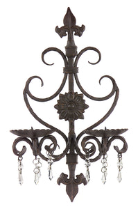 Traditionally Styled Wall Sconce