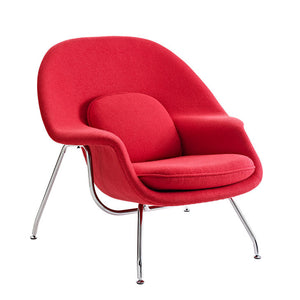 Whomb Lounge Chair Red
