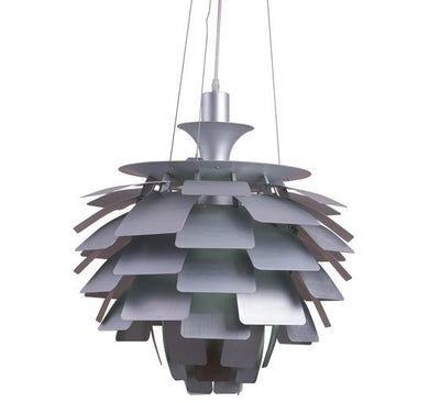 Pedal Chandelier White 19