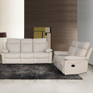 Ryker Reclining Sofa and Loveseat, 2-Piece Set