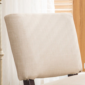 Sammy Padded Armless Side Chair