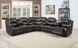 Ac Pacific Samara Sectional