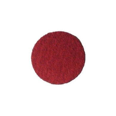 Ceramic Disc, Red, 2