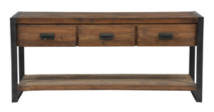 Urban Port Classy Three Drawers Console Table